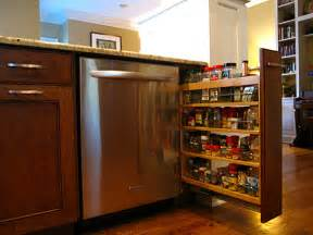 Kitchen cabinet accessories that will complete the kitchen