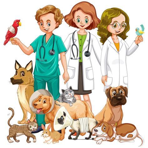imagenes de medicas veterinarias fondo de veterinarias con animales descargar vectores