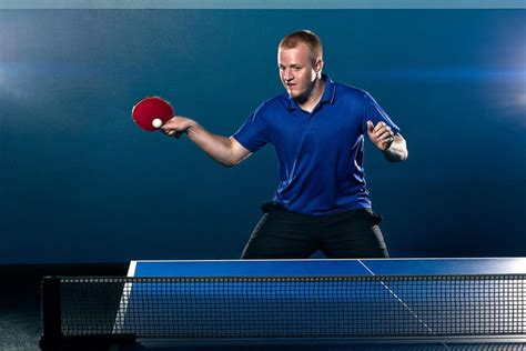 basic table tennis learn how to play the ping pong