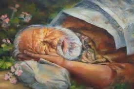 The Sleeping God by Help Are You Asleep God