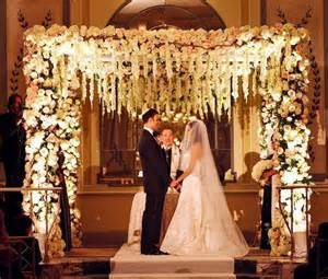 Marriage Canopy by Hitched Wedding Planners Singapore 17 Lavish Wedding