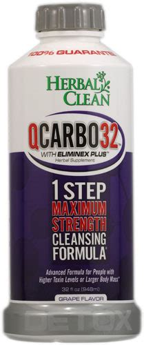 Mega Clean Detox Walgreens by 742961012295 Upc Bng Enterprises Herbal Clean Q Carbo32