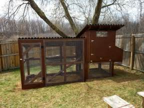 How To Build A Backyard Chicken Coop How To Build The Easy To Clean Backyard Chicken Coop Part One Simple Suburban Living