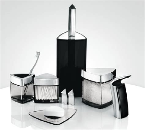 men s bathroom accessories from stelton