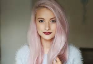 with colored hair picks colored hair