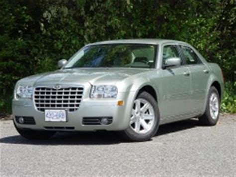 2005 Chrysler 300 Problems by Used Vehicle Review Chrysler 300 2005 2010 Autos Ca