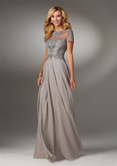 chiffon special occasion dress style  morilee