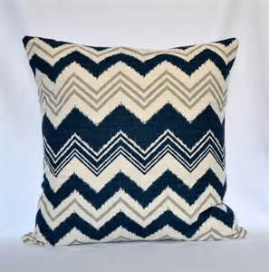 pillows blue navy decorative pillow designer pillow accent