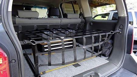 Cross Bar Model Jepit Mobil Nissan Armada 2005 raingler xterra barrier net