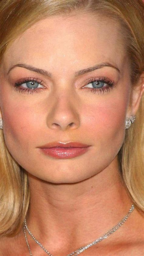 jaime pressly face wallpaper