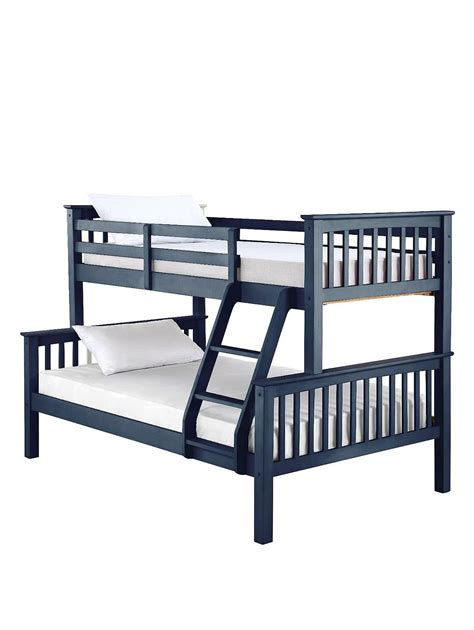 Novara Bunk Bed Womens Mens And Fashion Furniture Electricals More