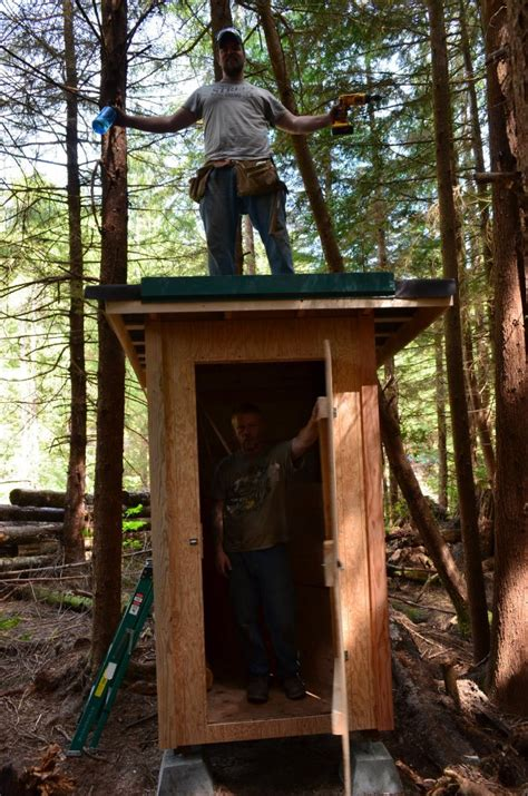 Share Your Outhouse Pics Small Cabin Forum 7