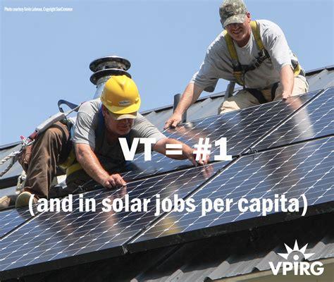 Solar Meme - vermont leads nation in solar jobs vermont public