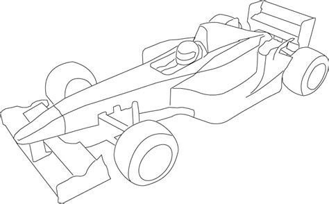 racing car template blank templates for designing on paper page 58 r c