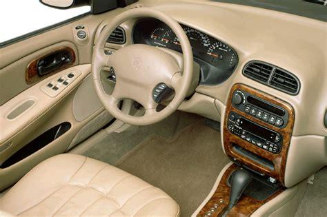 chrysler concorde interior 1998 04 chrysler concorde consumer guide auto