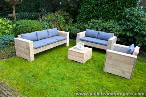 Turn Into Outdoor Furniture by Attractive Outdoor Pallet Furniture Plans Pallet Wood