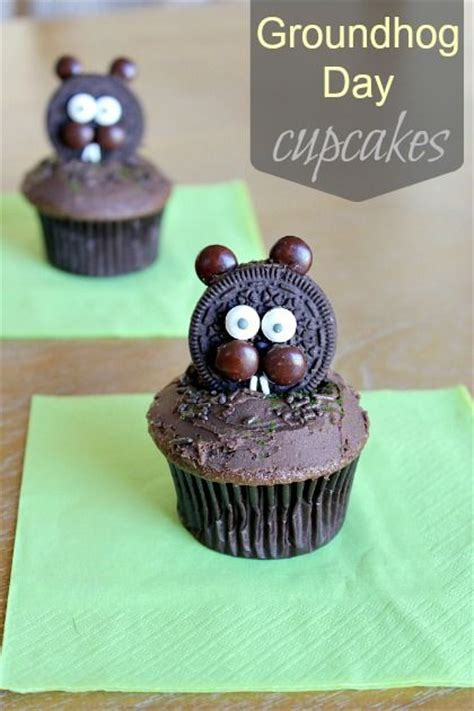 groundhog day morning groundhog day cupcakes pictures photos and images for