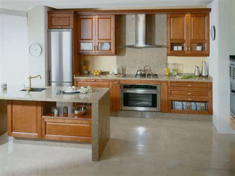 muebles de madera  cocinas