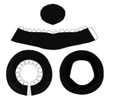 Papercraft Hat - fearone s papercraft hat by waldo xp on deviantart