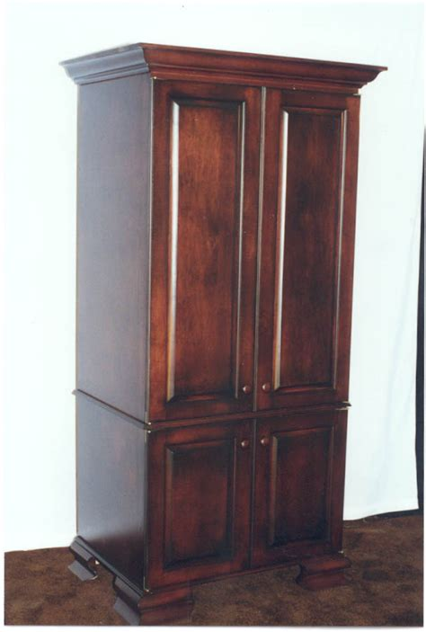 oak armoire entertainment center emmes woodshop makers of fine furniture designed and
