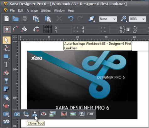 video tutorial xara web designer the xara xone workbook 83 xara designer 6 pro first look