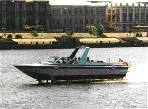 hydrofoil boat for pleasure and business high speed and - Hydrofoil Pleasure Boat