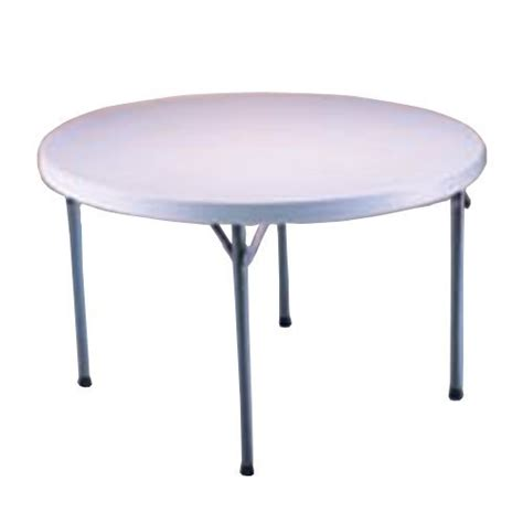 4 foot round table top lifetime 22960 4 foot round table with 48 inch round