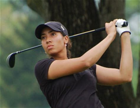 cheyenne woods swing cheyenne woods more than tiger woods niece