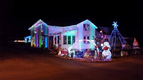 christmas light displays in shippensburg chambersburg