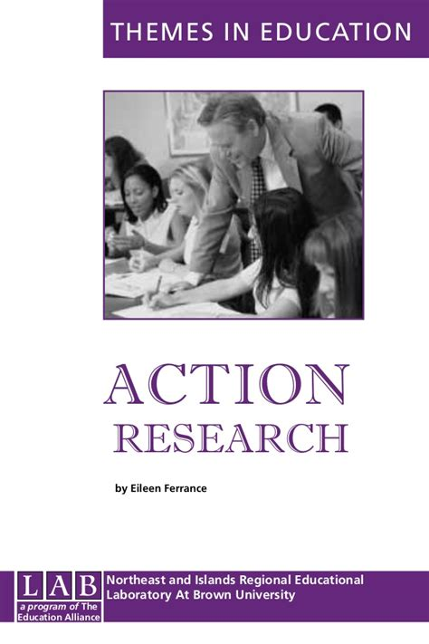 Themes In Education Action Research | act research