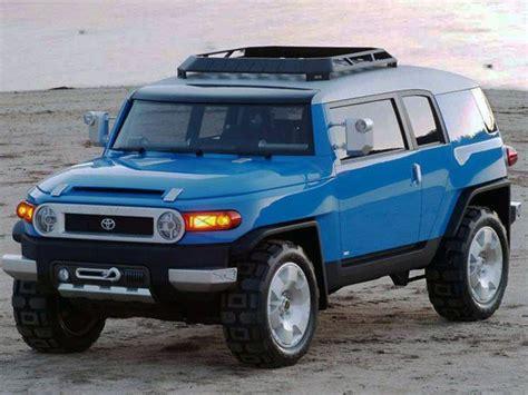 toyota jeep models 2017 toyota fj cruiser redesign release date 2018