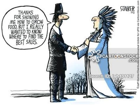 cartoons on native americans of central and south america puritan cartoons and comics funny pictures from cartoonstock