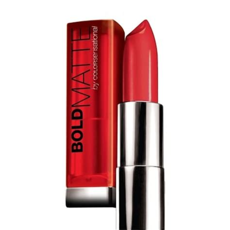 maybelline maybelline color sensational bold matte lipstick maybelline from high brands