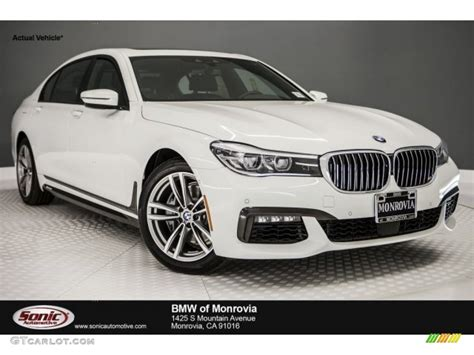 White Series by Bmw 7 Series White Www Pixshark Images Galleries