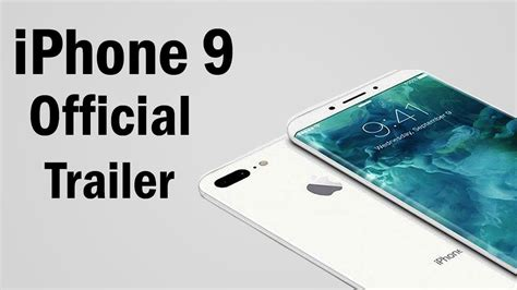 iphone 9 trailer official apple 2018