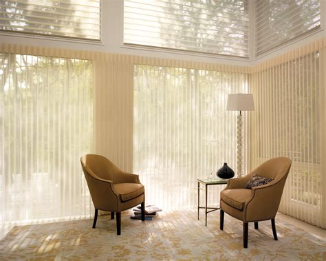 Hunter Douglas Luminette Privacy Sheers Eye On Design