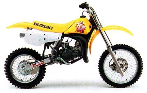 suzuki models 1995 page 4