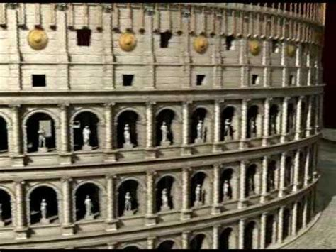Next Srl Roma by Colosseum Reconstructed C By Archeolibri S R L