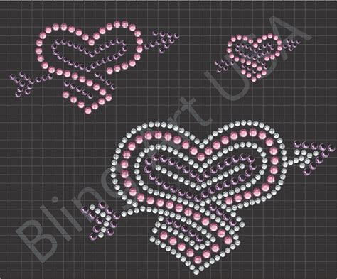 how to make rhinestone templates rhinestone file template pattern bling