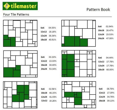 tile pattern book 12 best pattern book images on pinterest tile patterns