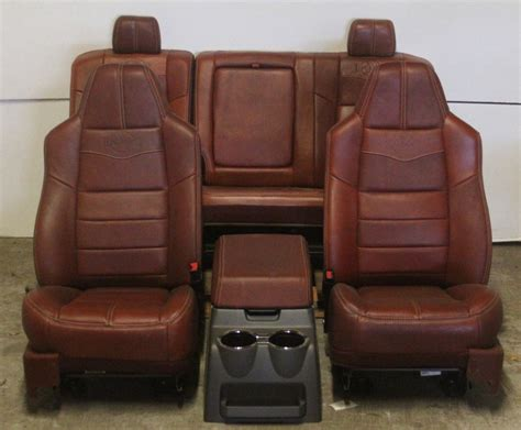 king ranch upholstery king ranch leather seat covers kmishn