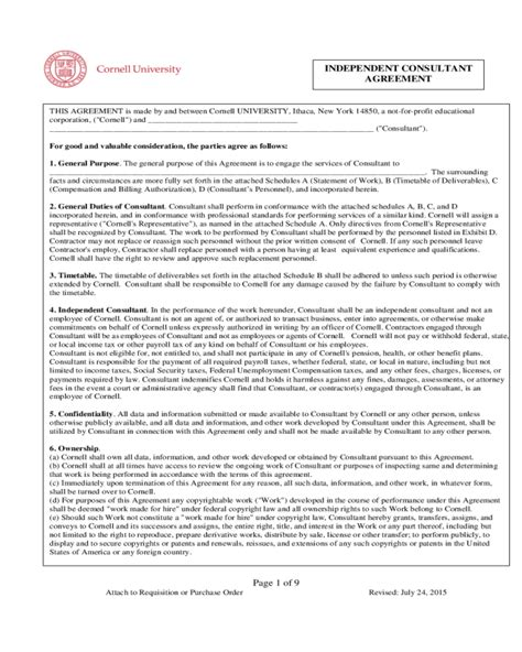 consulting agreement forms 2018 consulting agreement form fillable printable pdf