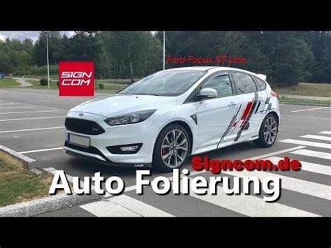 Folien Aufkleber Cars by Signcom Aufkleber Folie Car Wrap Youtube