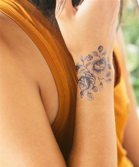 side wrist tattoos for girls 25 best ideas about wrist tattoos on