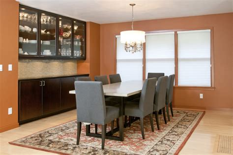 burnt orange dining room burnt orange paint color dining room contemporary with