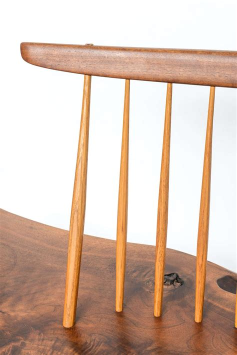 conoid bench george nakashima conoid bench for sale at 1stdibs