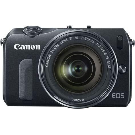 best canon mirrorless canon eos m mirrorless digital with ef m 18 55mm