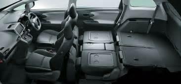 Interior Toyota Wish