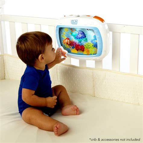 Baby Einstein Crib Soother Baby Einstein Crib Sea Soother At 163 47 49