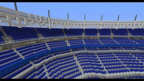 Blue Prints For Houses minecraft baseball yankee stadium youtube